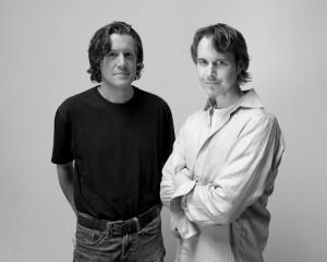 Nick Kokonos and Grant Achatz