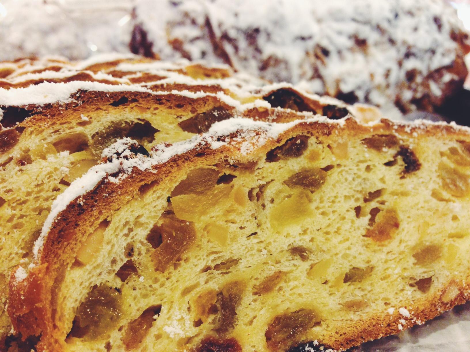 Stollen Memories: Dinkel's Bakery Feeds the Christmas Spirit ...