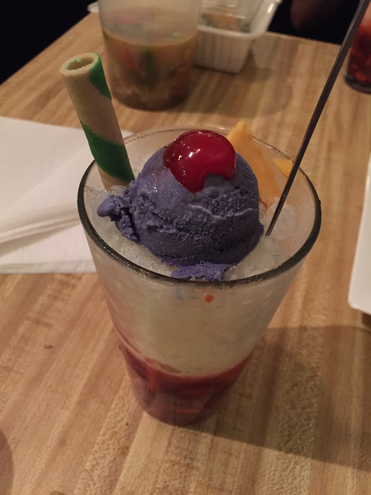 Halo Halo/Photo: Rosemary Lane