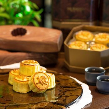 The Peninsula Chicago Moon Mooncakes