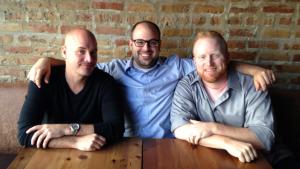 Chris Pandel, John Ross, Phillip Walters.