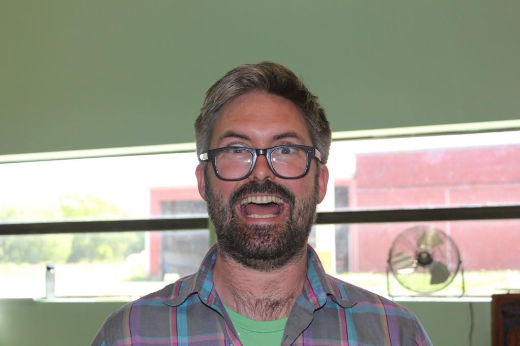 David Klingerberger of the Brinery/Photo: David Hammond