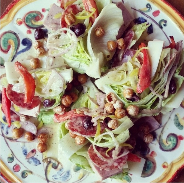 Salad from Formento's