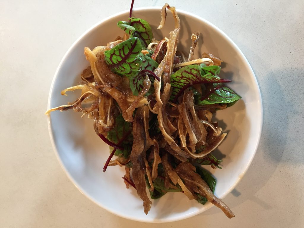 Crispy Pig Ears/Photo: David Hammond