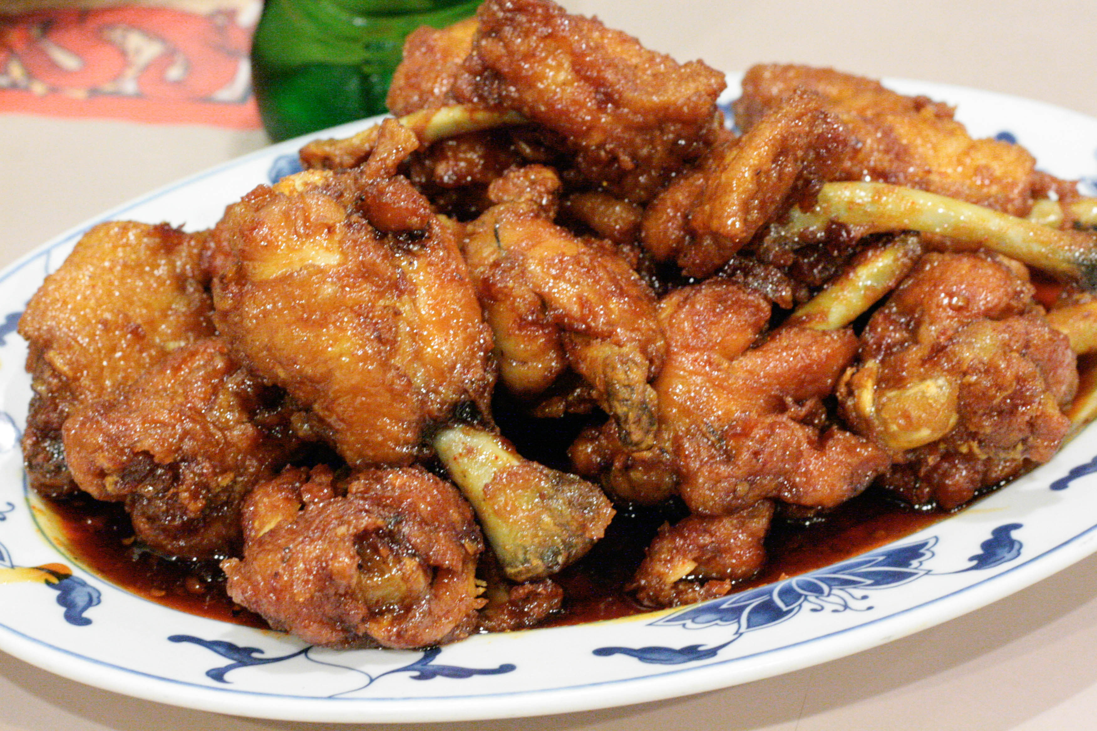 Great Seas Chinese Restaurant Wings
