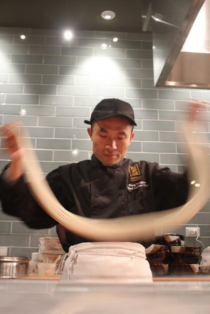 Master of Lamian/Photo: Ted Fishman
