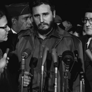 In Cuba, Fidel Is Dead; In Chicago, His Spirit Lives On