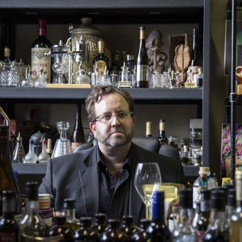 Keeping Secret Ingredients: Wait Till You Taste What Rodrick Markus Has In His Rare Tea Cellar