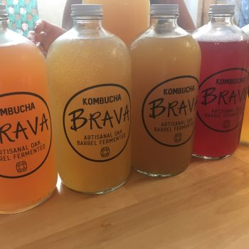 Forty Days on the Kombucha Train: Taking a Ride with the Chicago Vanguard of a Worldwide Craze