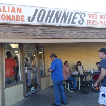 Summer 2019: Summer Is a Johnnie's Italian Beef Sandwich