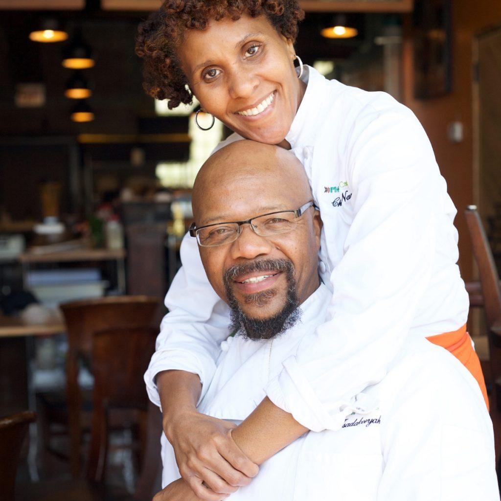 Nasya and Tsadakeeyah Emmanuel