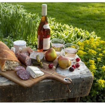 A Perfect Summer Picnic for Two: Chef Tommy Van Lente Tells Us