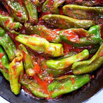 On the Secret Menu at Osteria Trulli: Melrose Peppers