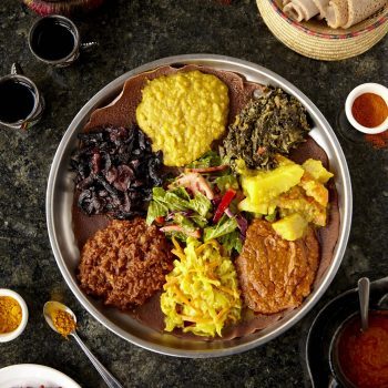 Valuable Talk: Pandemic Can't Stop Tigist Reda from Serving Her Ethiopian Food to Chicago