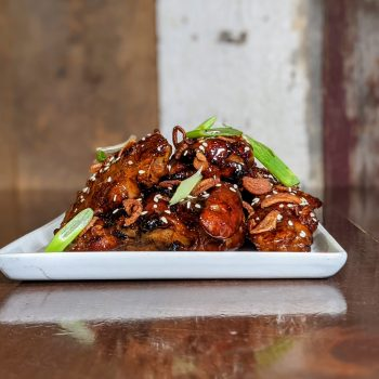 R-E-S-P-E-C-T for Wings: Charred Wing Bar, South Loop Ups the Game