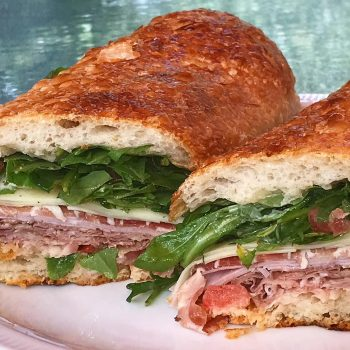 Perhaps the Finest Sub Ever: Gaetano's Artisan Foods, Forest Park