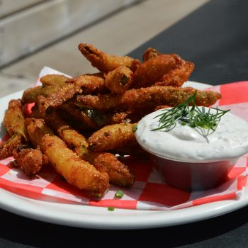 Cultural Overlap: Chef Zach Engel's Southern/Middle Eastern Cuisine at Lou's Backyard