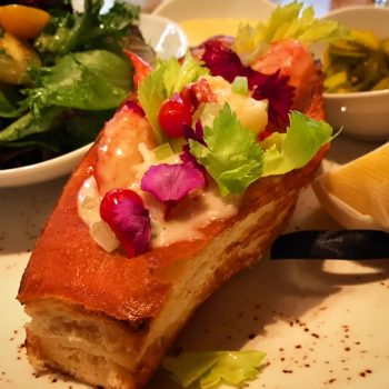 The Unexpected: The Prettiest Lobster Roll